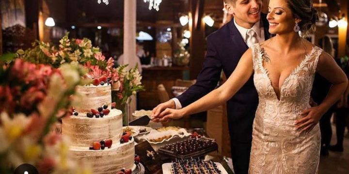 Casamento – Muito amor numa só foto