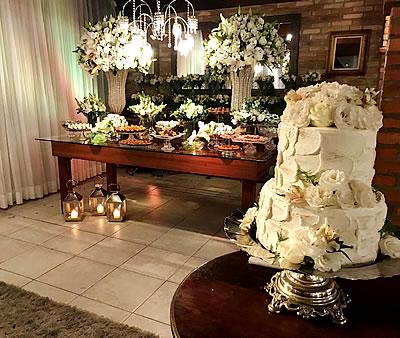 Festa de casamento muito especial no Pier 54