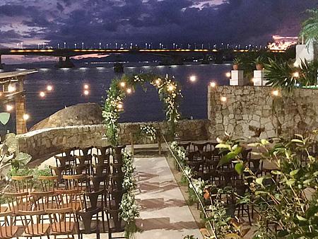 Cerimônia de Casamento no Pier 54